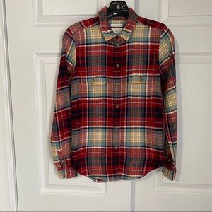 PLAID SHIRT BY AMERICAN EAGLE OUTFITTERS